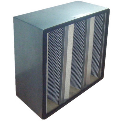 组合式活性炭过滤器|V型活性碳过滤器