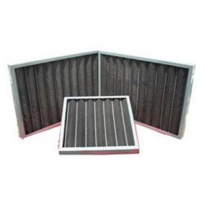 折叠式活性碳过滤器|折叠式活性碳过滤网